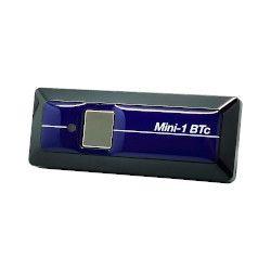 エフケイシステム 無線式バーコードリーダー ブラック Mini-1 BTc V3.0 Black(MINI-1BTC V3.0 BLACK) 取り寄せ商品