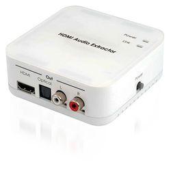 Cypress Technology HDMIオーディオ分離器(HDMI→HDMI+AUDIO) CLUX-11CD 取り寄せ商品