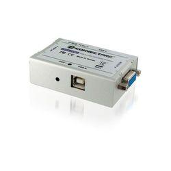 CONNECTPRO VGA EDID信号保持機(+電源アダプタ) VGA-EDID-WAC 取り寄せ商品
