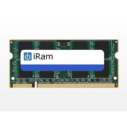 iRam Technology IR4GSO800D2 Mac用メモリ PC2-6400 4GB SO-DIMM 200pin 取り寄せ商品