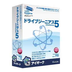 【ラッピング無料】 アイギーク Drive・インク Genius Drive Genius 5(対応OS:MAC)(DGN501) 目安在庫=△, e-adhoc:189a57fa --- enduro.pl