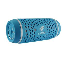 LEPATEK Bluetooth speaker BTS02 ブルー BTS02-BL 取り寄せ商品