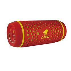 LEPATEK Bluetooth speaker BTS02 レッド BTS02-R 取り寄せ商品