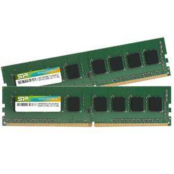 カード決済可能 SHOP OF THE YEAR 内祝い 2019 パソコン 周辺機器 ジャンル賞受賞しました 取り寄せ商品 ランキング総合1位 288pin Silicon 8GBX2枚 SP016GBLFU240B22 Power PC4-19200 DDR4-2400