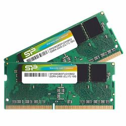 Silicon Power SP016GBSFU240B22 260pin DDR4-2400 PC4-19200 SO-DIMM 8GBx2 取り寄せ商品