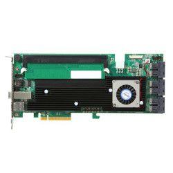 ARECA SAS RAIDカード24ポート PCIe3.0 6 x SFF-8643 1 x SFF-8644(ARC-1883IX-24) 取り寄せ商品
