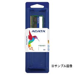 ADATA Technology AD3S1333W8G9-S DDR3 SO-DIMM (1333) 8G/512x8 取り寄せ商品