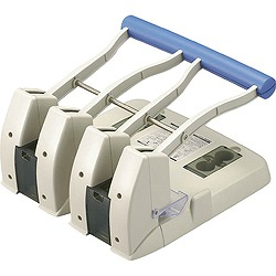 コクヨ PN-45 強力4穴パンチ 本体 穴径6mm ピッチ80mm 取り寄せ商品