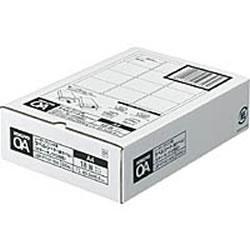 コクヨ LBP-F7161-500N カラーLBP&PPC用 紙ラベル A4 18面500枚 取り寄せ商品