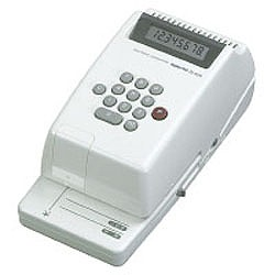 コクヨ IS-E20 電子チェックライター 印字桁数8桁 取り寄せ商品
