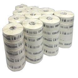 マックス(MAX) ラベル 上質感熱紙 ラベルプリンタ用 50巻入(LP-S5290VP) 取り寄せ商品