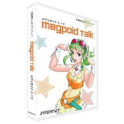 インターネット Megpoid Talk(対応OS:その他)(MPT10W) 取り寄せ商品