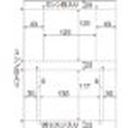 ヒサゴ DVD・CD-Rケースレーベル/フォトモード(100枚入り) CJ593N 取り寄せ商品