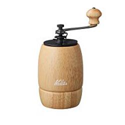 KALITA (カリタ) 手挽きコーヒーミル KH-9(ナチュラル)(42127) 取り寄せ商品