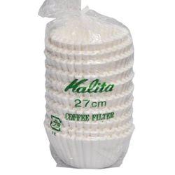 KALITA (カリタ) 立てロシ27cm(4000枚)(27CMタテロシ 4000マイ) 取り寄せ商品