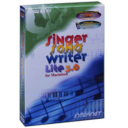 インターネット Singer Song Writer Lite 3.0 for Macintosh(SSWLT30M) 取り寄せ商品
