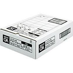 コクヨ LBP-A94 LBP用ラベル A4 24面カット 500枚 取り寄せ商品