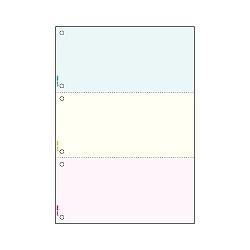 ヒサゴ BP2013Z マルチプリンタ帳票 A4 カラー 3面 6穴 取り寄せ商品