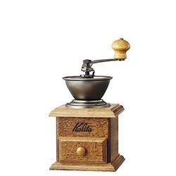 KALITA (カリタ) 手挽きコーヒーミル ミニミル(高さ160mm)(42005) 目安在庫=○