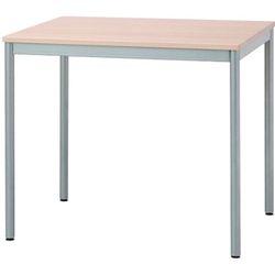 ナカバヤシ HEM-8060NM ユニットテーブル/80cm×60cm ナチュラル木目 取り寄せ商品