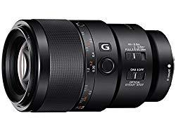ソニー Eマウント交換レンズ FE 90mm F2.8 Macro G OSS SEL90M28G 取り寄せ商品
