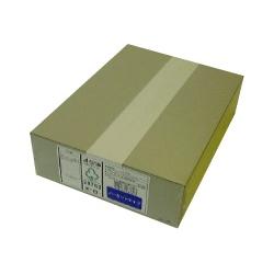 エーワン 28762 コピー機(PPC)対応ラベル A4版ノーカット 1面*500シート 取り寄せ商品