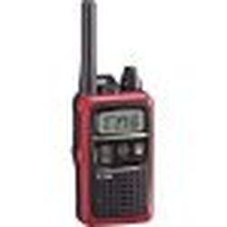 アイコム 特定小電力トランシーバー メタリックレッド IC-4300R 取り寄せ商品