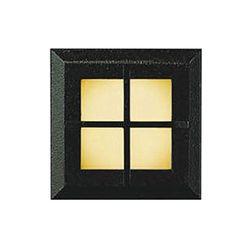 コイズミ照明 フットライト 黒色塗装(AU44101L) 取り寄せ商品
