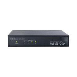 マイクロリサーチ NetGenesis GigaLink1200 MR-GL1200 取り寄せ商品