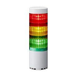 パトライト USB制御積層信号灯 LR6-3USBW-RYG 取り寄せ商品