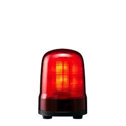 パトライト SF10-M1JN-R 中型LED回転灯 赤 DC12~24V 取り寄せ商品