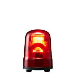 パトライト SKH-M2T-R 中型LED回転灯 赤 AC100~240V 取り寄せ商品