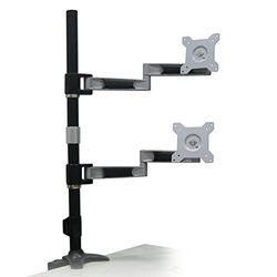 オウルテック モニターアーム二段式×2 OWL-TC212 取り寄せ商品