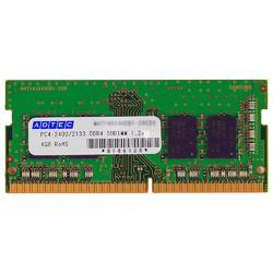 アドテック ADS2400D-X4G4 DDR4-2400 UDIMM 4GB 省電力 4枚組 取り寄せ商品