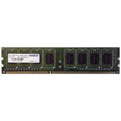 アドテック ADS12800D-L8G4 DDR3L-1600 UDIMM 8GB 低電圧 4枚組 取り寄せ商品