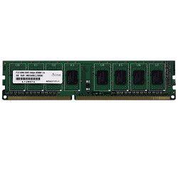 アドテック ADS8500D-2G3 DDR3-1066 UDIMM 2GB 3枚組 取り寄せ商品