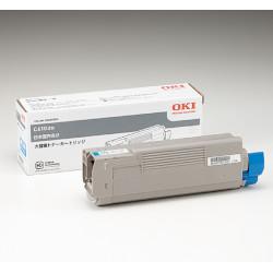 純正品 沖データ(OKI) 大容量トナーカートリッジ シアン TNR-C4FC2 (TNR-C4FC2) 目安在庫=○