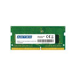 アドテック ADM2400N-16G Mac用 DDR4-2400 SO-DIMM 16GB 取り寄せ商品