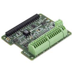 ラトックシステム Raspberry Pi I2C 絶縁型デジタル入出力ボード 端子台モデル(RPI-GP10T) 取り寄せ商品