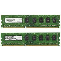 アドテック ADS10600D-2GW PC3-10600 DDR3 240PIN 2GB 2枚組 6年保証 取り寄せ商品