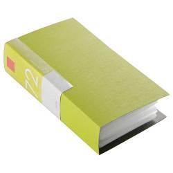 カード決済可能 SHOP OF THE YEAR 2019 パソコン 周辺機器 ジャンル賞受賞しました BSCD01F72GR 取り寄せ商品 バッファロー ブックタイプ バーゲンセール CD 72枚収納 国内在庫 グリーン DVDファイルケース