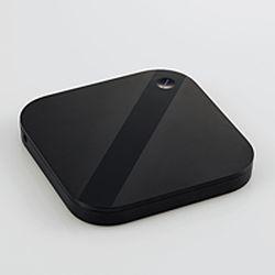 【P10E】エレコム Portable Drive USB3.0 500GB Black/スマートフォン用 ELP-SHU005UBK(ELP-SHU005UBK) メーカー在庫品