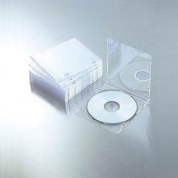 カード決済可能 SHOP OF THE YEAR 商店 2019 パソコン 周辺機器 ジャンル賞受賞しました DVDスリムプラケース 10パック エレコム クリア CD 1枚収納 メーカー在庫品 P5E CCD-JSCS10CR おすすめ特集