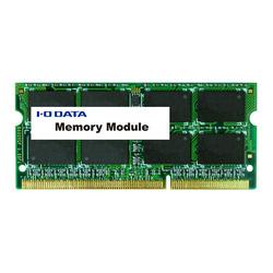 アイ・オー・データ機器 SDY1600L-8GR/ST PC3L-12800(DDR3L-1600)ノートPCメモリー法人専用8G 目安在庫=○