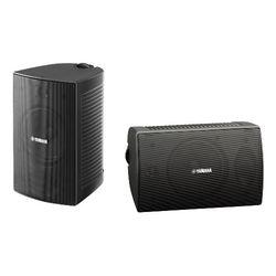 ヤマハ VS4 スピーカーシステム 黒(2台1組) 取り寄せ商品