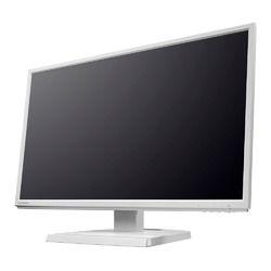 アイ・オー・データ機器 「5年保証」広視野角ADSパネル採用 23.8型ワイド液晶 ホワイト(LCD-AH241EDW) 目安在庫=△
