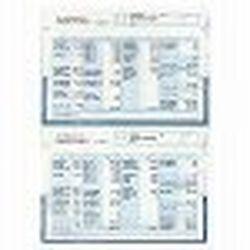 弥生 給与明細書ページプリンター用紙封筒式(単票用紙) 334005 取り寄せ商品