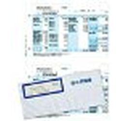 弥生 給与明細書・専用窓付封筒セット(300セット)(336007) 取り寄せ商品
