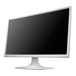 アイ・オー・データ機器 「5年保証」23.8型ワイド液晶ディスプレイ ホワイト LCD-MF244EDSW 目安在庫=○