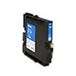 純正的物品理光GC21C GX墨盒藍色(M尺寸)(515628)大致目標庫存=○